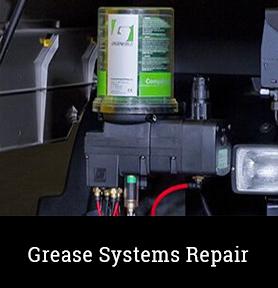 grease system repair